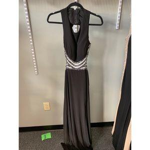 Dresses & Skirts - Black Ling Prom Dress